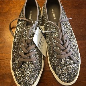 NWT sparkly sneakers!